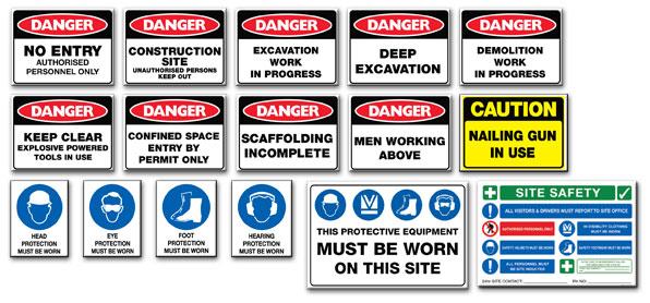 Site Signage